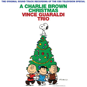 Album cover for A Charlie Brown Christmas