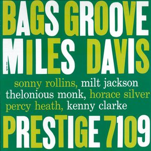Album cover for Bags' Groove