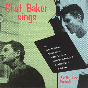 Album cover for Chet Baker Sings