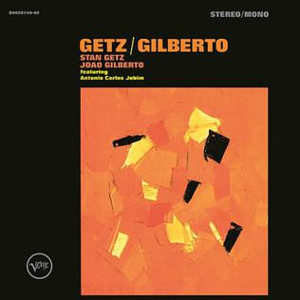 Album cover for Getz/Gilberto