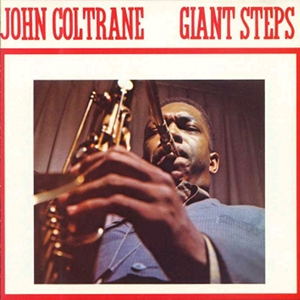 Album cover for Giant Steps