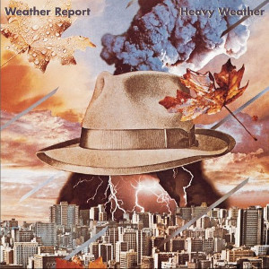 Album cover for Heavy Weather