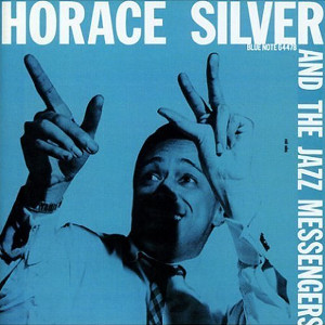 Album cover for Horace Silver and the Jazz Messengers
