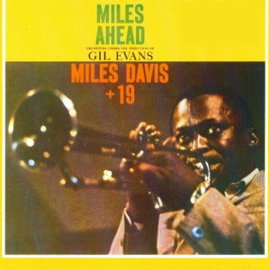 Album cover for Miles Ahead