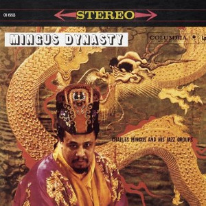 Album cover for Mingus Dynasty