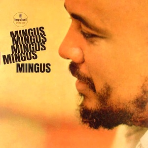 Album cover for Mingus Mingus Mingus Mingus Mingus