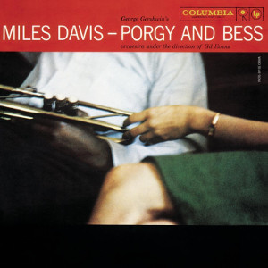 Album cover for Porgy and Bess