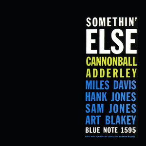 Album cover for Somethin' Else