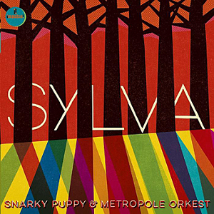 Album cover for Sylva